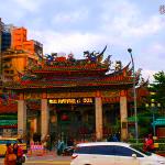 台湾最強パワースポットの龍山寺で復縁祈願をする方法
